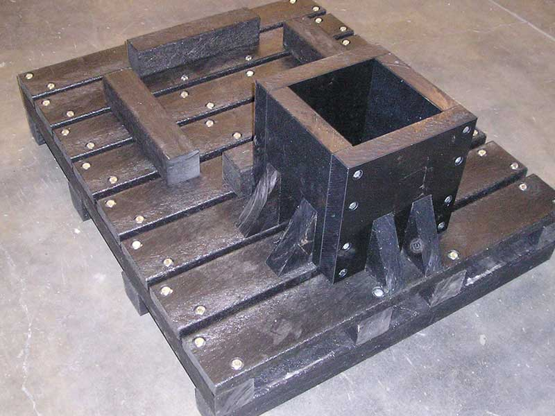 Plastic Pallets Skids And Crates ASAP